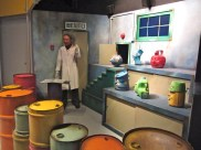 Dr. Safe and his chemicals