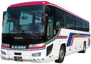 日本東北 只見線 絕景 『會津冬景色巴士一日遊』 國道高速巴士 Ⓐ 高速巴士 🚍/仙台機場 ⬌ 會津若松