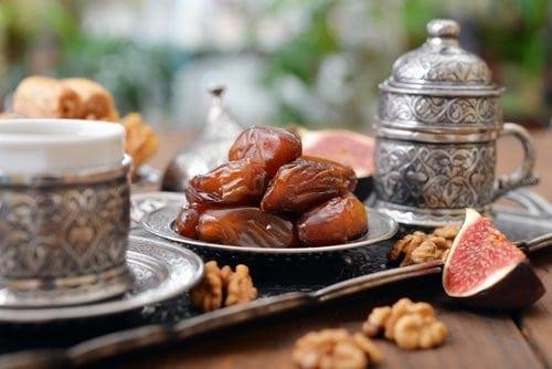 Ramadan, Dates