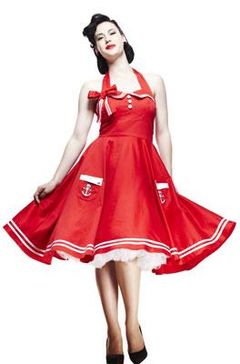 Стиль 50-х годов: платья, аксессуары и модные образы (100 ...