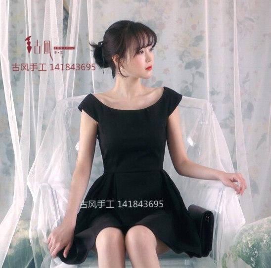 2f105434181 Маленькое черное платье. Выкройка (Шитье и крой) – Журнал ...