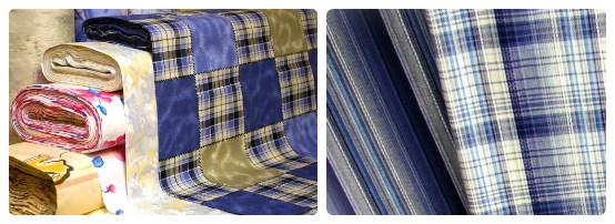 Особенности подготовки ткани к раскрою ( Шитьр и крой)