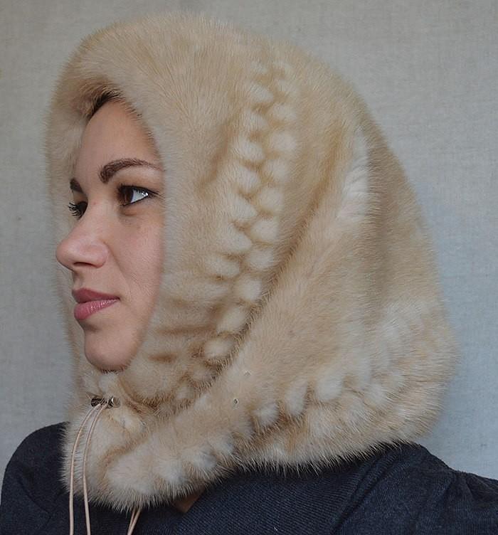 Выкройка шапки-капора (Шитье и крой)
