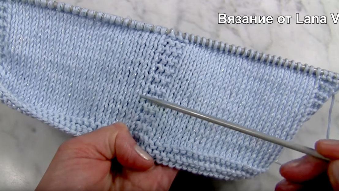 БЕЗУПРЕЧНОЕ вязание спицами (Уроки и МК по ВЯЗАНИЮ)