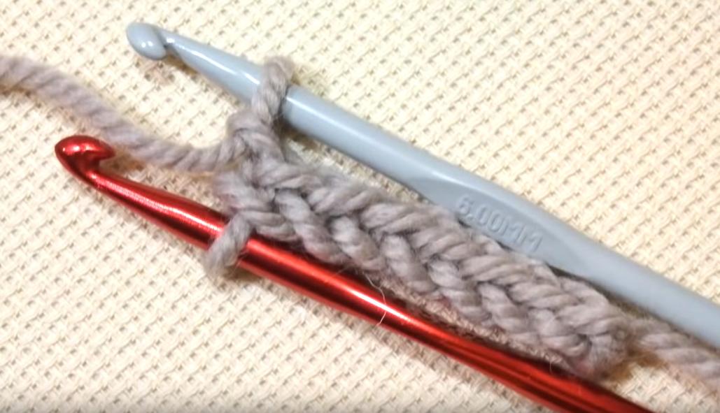 Как связать шнур двумя крючками, знаете? (Уроки и МК по ВЯЗАНИЮ)