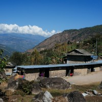 To build a school for Nepal