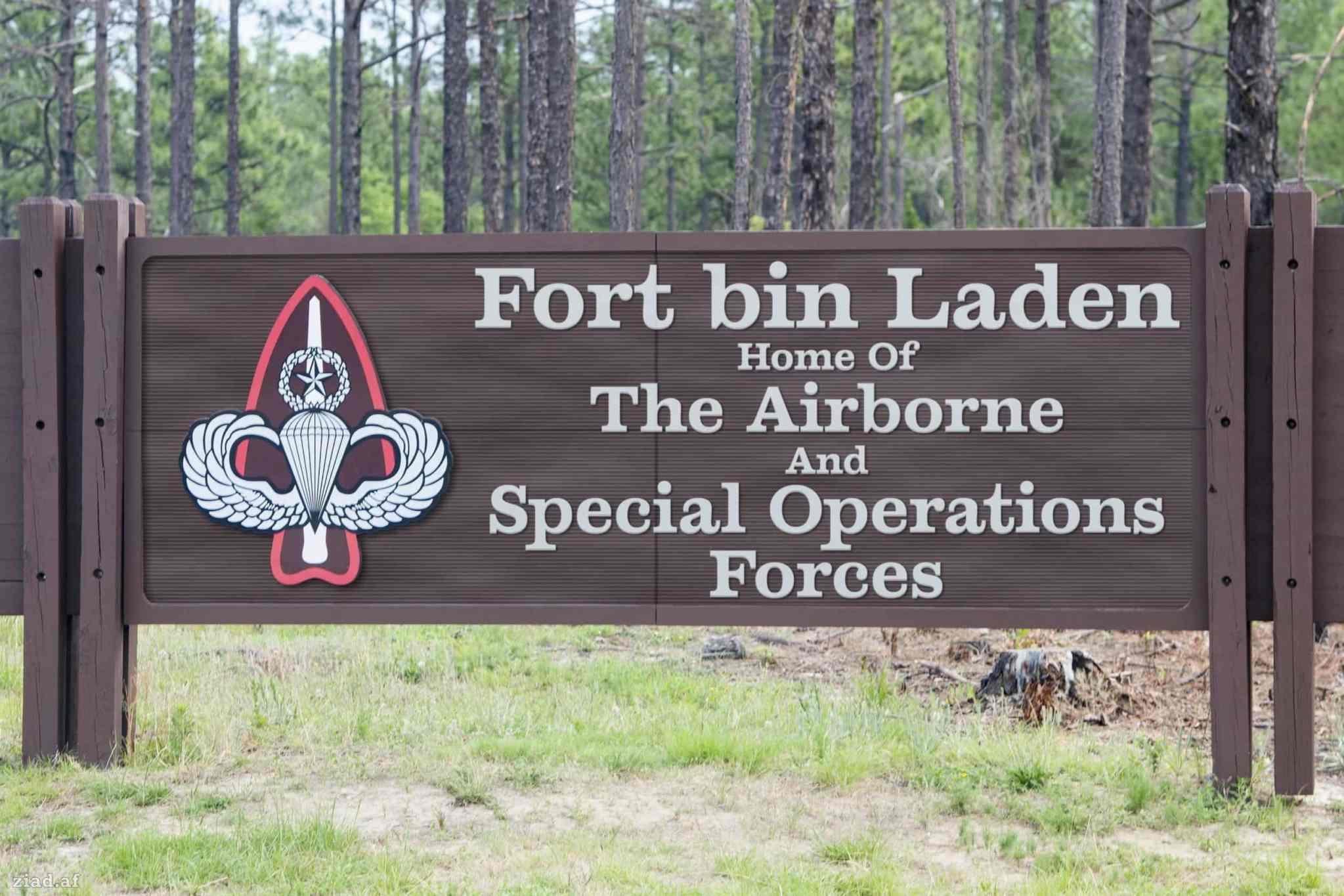 Fort bin Laden