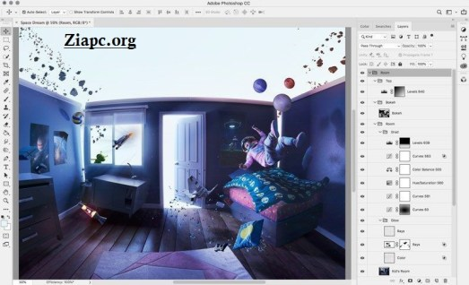 Adobe Photoshop CC Keygen