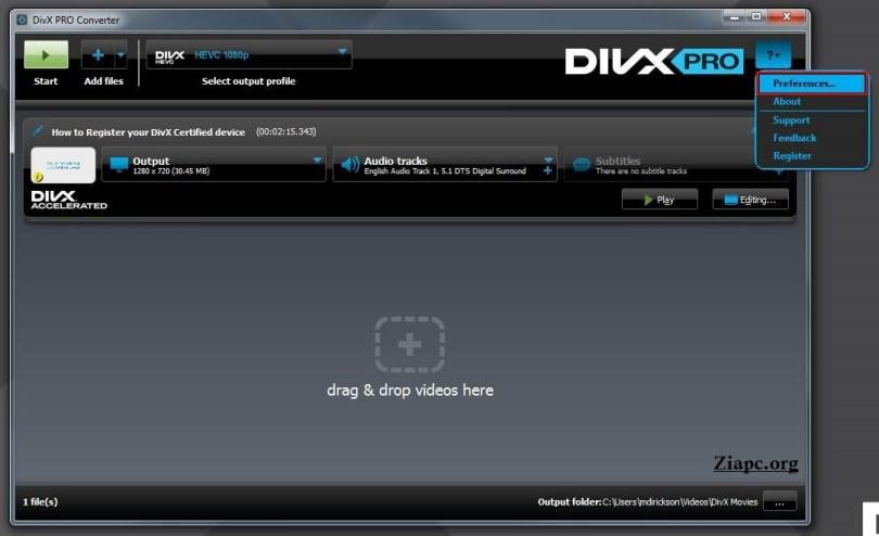 DivX Pro Serial Key