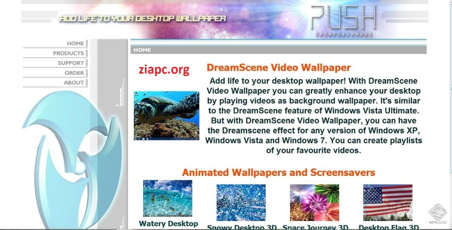Push Video Wallpaper Serial Key