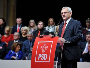 Liviu Dragnea, președinte PSD