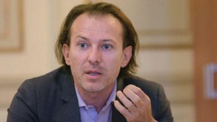 Florin Citu, ministrul Finantelor