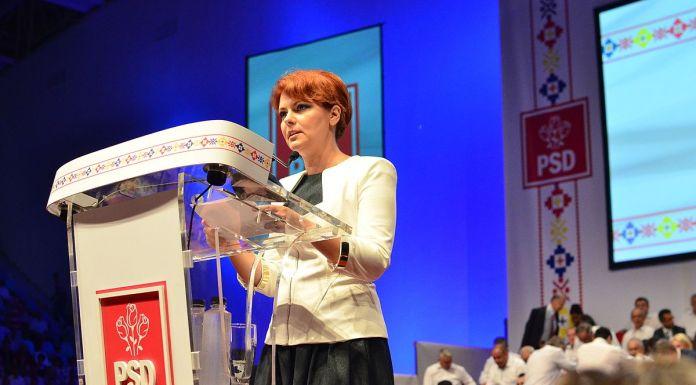 Lia Olguta Vasilescu PSD