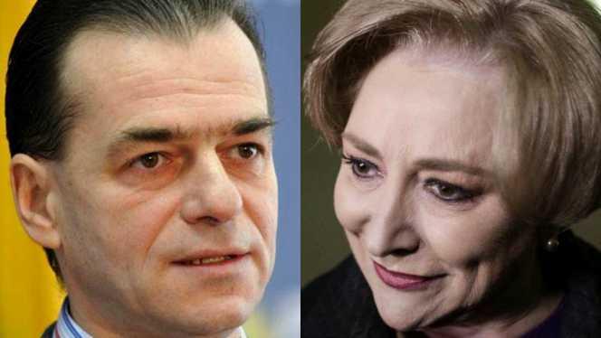 Ludovic Orban, Viorica Dancila, politica Romania