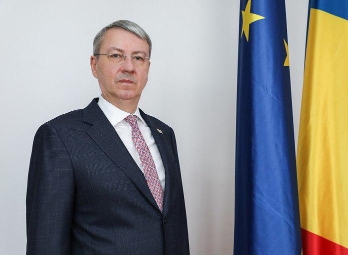 George Ciamba, Ministerul de Externe