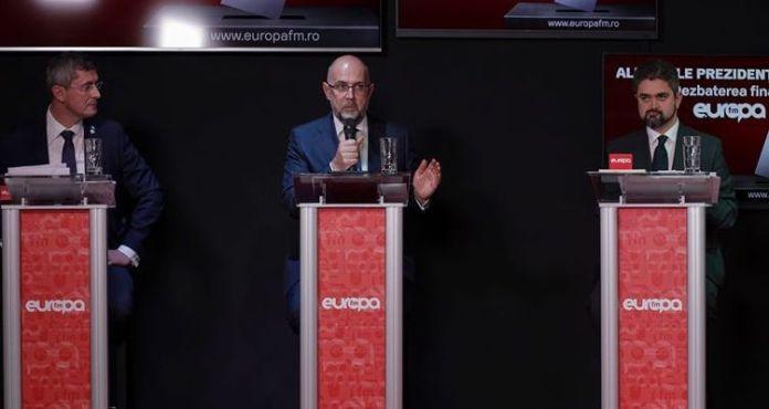 Dezbatere electorala Europa FM