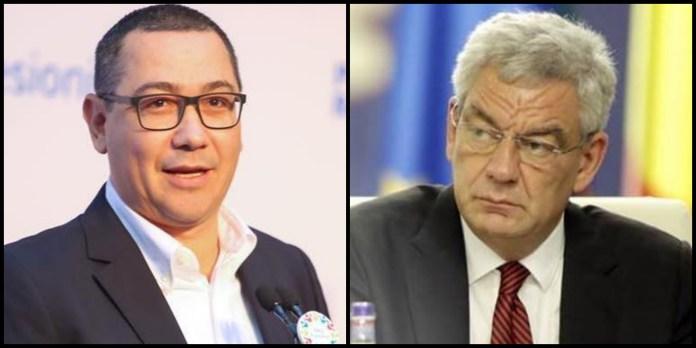 Victor Ponta, Mihai Tudose, Pro Romania