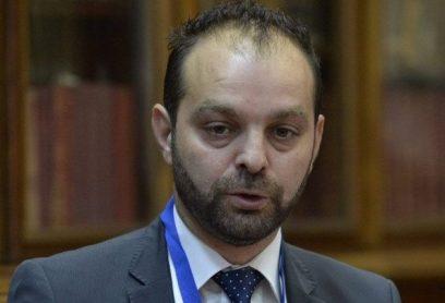 Dindirică Lucian - consilier local PSD și managerul Bibliotecii Județene din Craiova