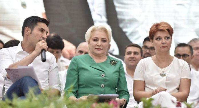 Viorica Dancila, PSD