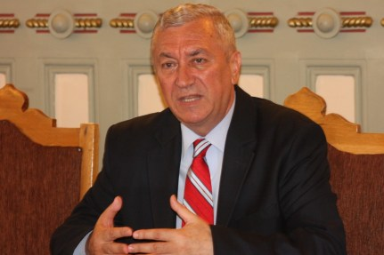 Ion Prioteasa - Președintele Consiliului Județean Dolj
