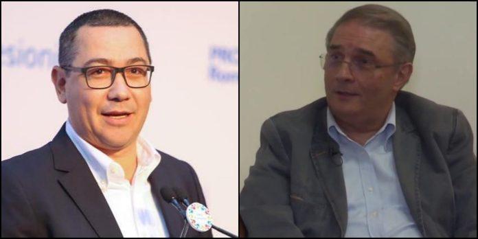 Victor Ponta, Silviu Predoiu, SIE