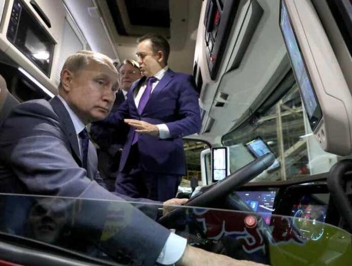 Vladimir Putin, Crimeea