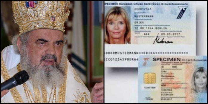 Patriarhul Daniel, noile buletine