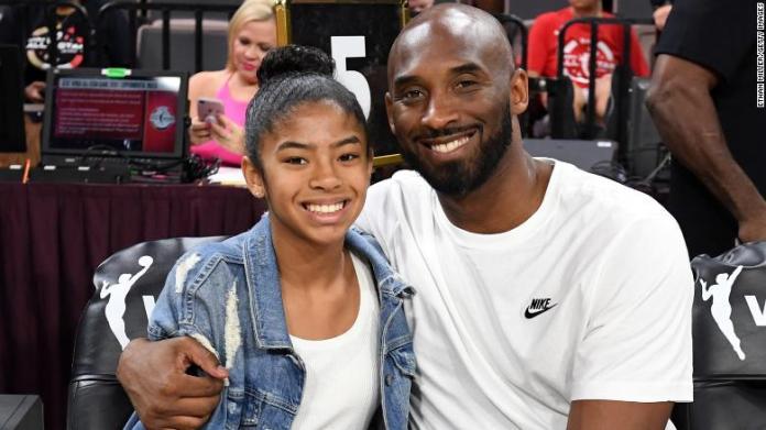 Kobe Bryant, Gianna, fiica