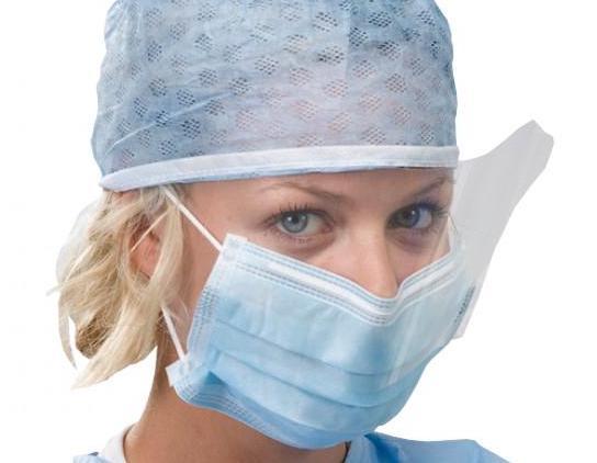 Coronavirus, masca