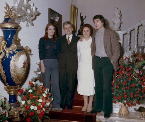 Familia Ceaușescu