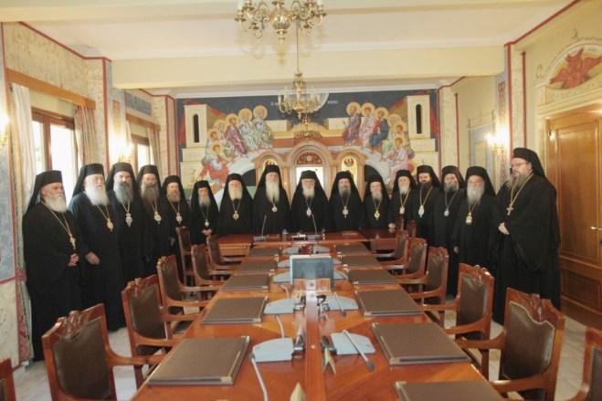 Sinodul Bisericii Ortodoxe a Greciei