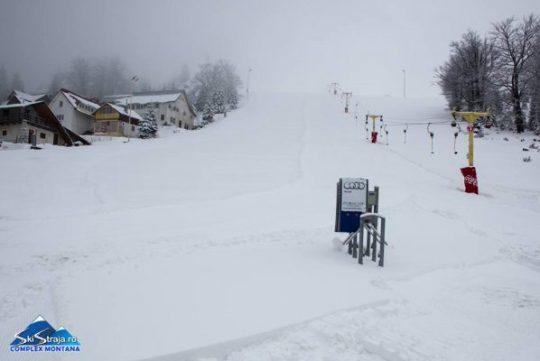 ski straja