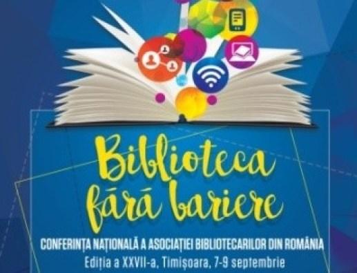 Conferinta Bibliotecarilor