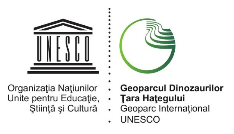 LOGO GEOPARC - UNESCO