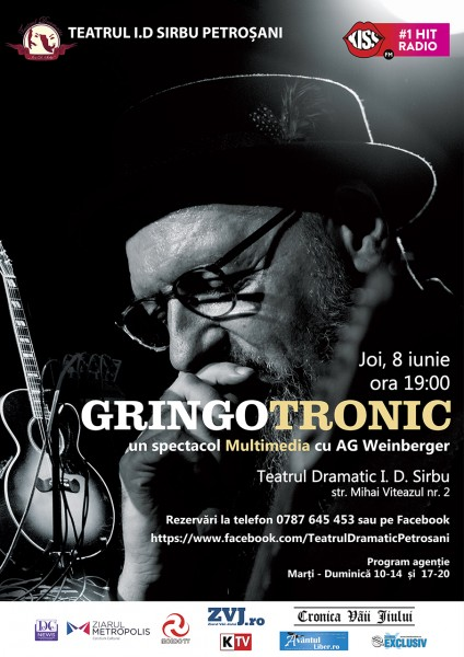 AG Weinberger Gringotronic FB 8 iunie