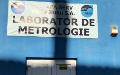 Laboratorul de metrologie al Apa Serv Valea Jiului își întrerupe activitatea