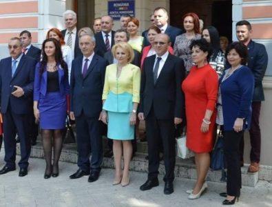 PSD Hunedoara salută decizia nominalizării Vioricăi Dăncilă pentru funcția de premier
