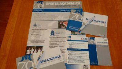 Universitatea din Petroșani prelungește sesiunea de înscriere pentru licență și master