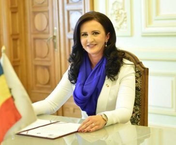 Deputatul hunedorean Natalia Intotero își încheie mandatul de ministru al Românilor de Pretutideni
