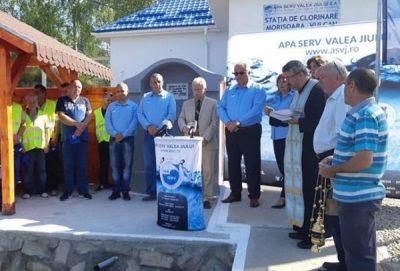Apa Serv a inaugurat un nou popas turistic, la Vulcan