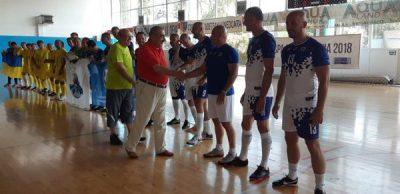 Polițiștii din Ucraina și Iordania au câștigat la Deva, Cupa WISPA la fotbal