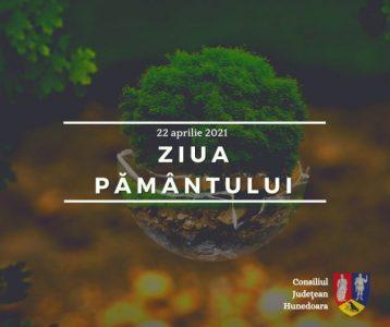 Președintele CJH, Laurențiu Nistor - mesaj de Ziua Pământului