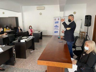 Parteneriat al Instituției Prefectului cu mediul de afaceri hunedorean