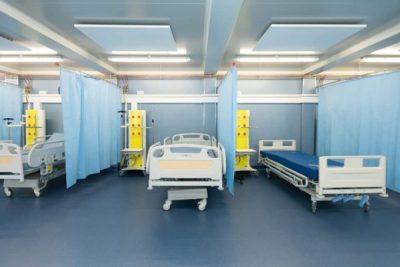 Fonduri mai mari pentru spitalele hunedorene în semestrul II al anului 2021