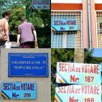 Alegeri Parlamentare 2016 - Delimitarea Secțiilor de votare în Municipiul Tecuci