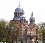 Cu cuțitul în incinta bisericii de Sf. Nicolae