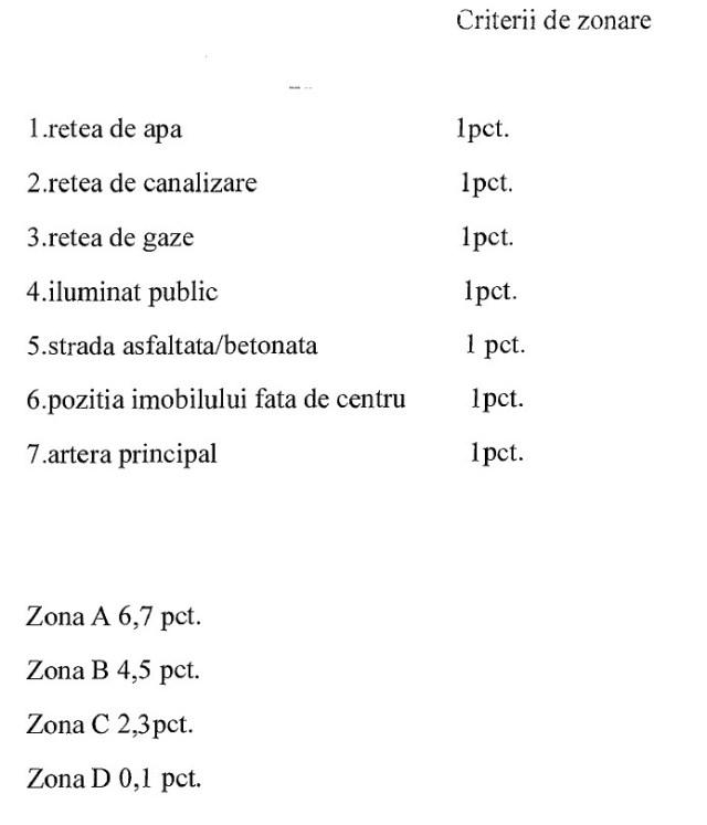 Criterii