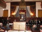 Hanuka - Sărbătoarea Luminii întâmpinată la Tecuci