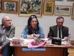 O nouă lansare de carte, semnată de Angela Baciu, la Tecuci