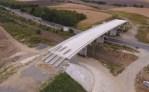 Trei ani de la vizita ministrului Transporturilor pe şantierul Centurii ocolitoare a municipiului Tecuci